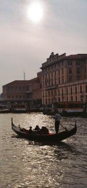 Gondola ride.