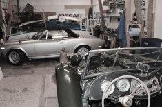 work garage .