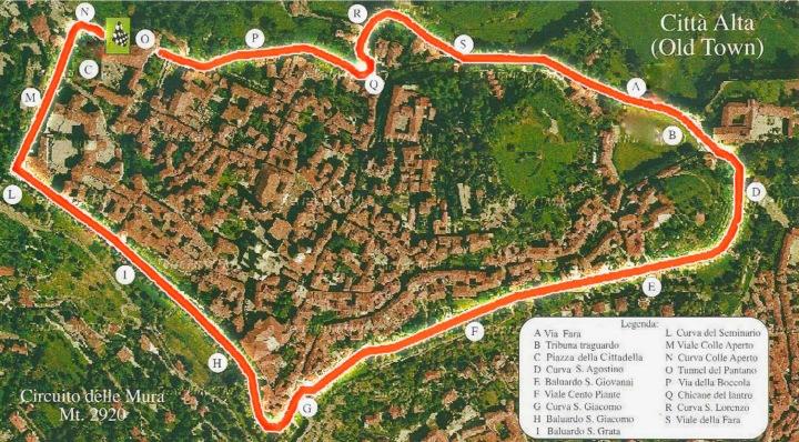 Bergamo circuit
