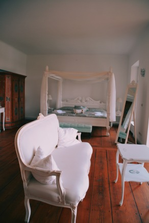 The wedding room.