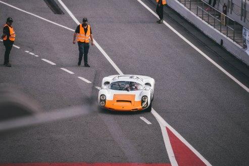 Porsche 910-11