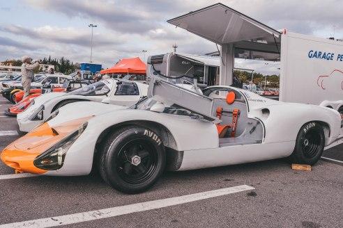 Porsche 910-5