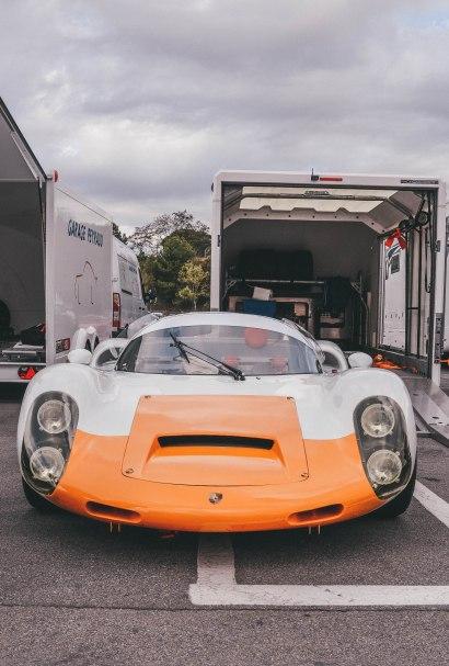 Porsche 910-8