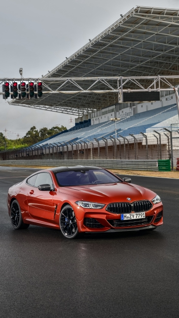 BMW 8 Coupe social 012