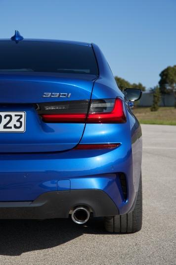 330i M Sport Rear