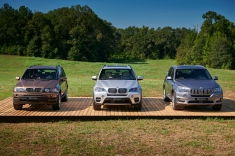 BMW X5 Classic Cars Group Shots 04
