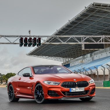 BMW 8 Coupe social 091