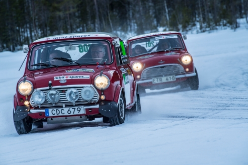 MINI Winter Experience ©Hardy Mutschler 400
