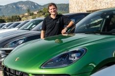 Julian Baumann, Projektleiter Vertrieb und Marketing - Baureihe SUV