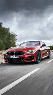 BMW 8 Coupe social 007