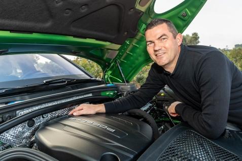 Antoon Janssen, Fachreferent Antrieb - Baureihe SUV